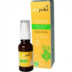 Spray buccal propolis menthe 20 ml bio