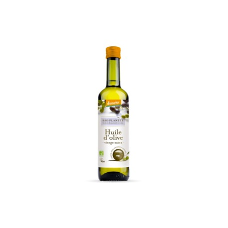 HUILE OLIVE VIERGE EXTRA Demeter 50cl