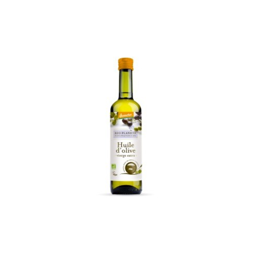 HUILE D'OLIVE VIERGE EXTRA Demeter 50cl