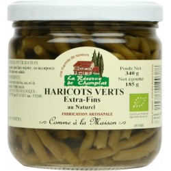 HARICOTS VERTS EXTRA-FINS 340 gr