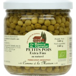 PETITS POIS Extra Fins 240 gr