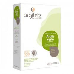 Argile verte surfine 300 gr
