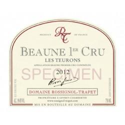 Beaune 1er cru Teurons Ross Trapet 2011