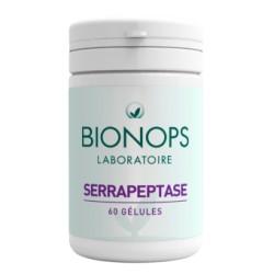Serrapeptase enzymes 60 géllules