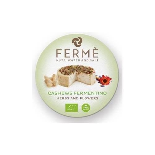 FERMENTINO NOIX CAJOU/HERBES&FLEURS 90g