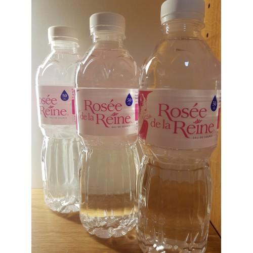 EAU ROSEE REINE 50cl