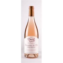 Rosé Domaine de l'Ile 37.5 cl