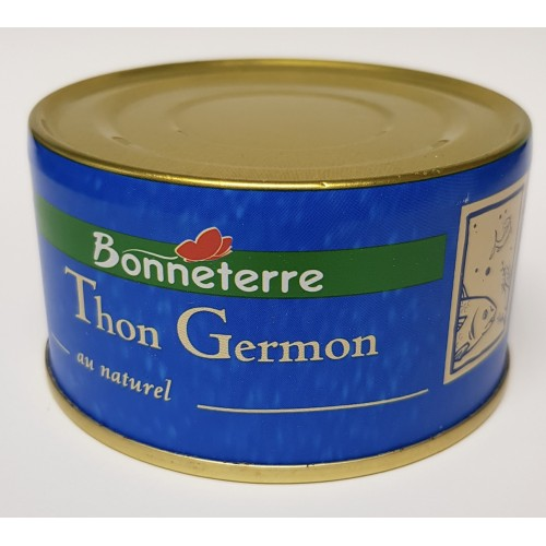THON GERMON au NATUREL 139g