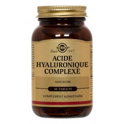 Acide Hyaluronique complexe 30 Tablets