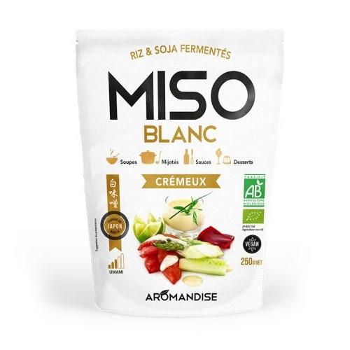 MISO BLANC CREMEUX 250g