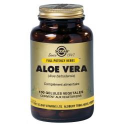 Aloe Vera 100 Gélules Végétales