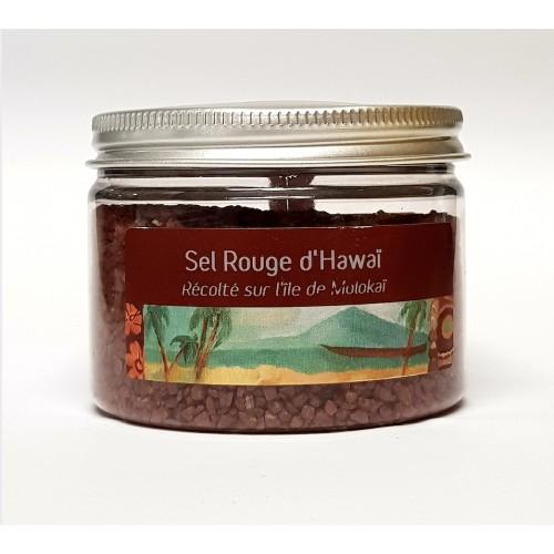 Sel rouge d'Hawaï boite 150 gr