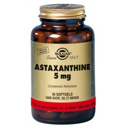 Astaxanthine 5 mg 30 Softgels