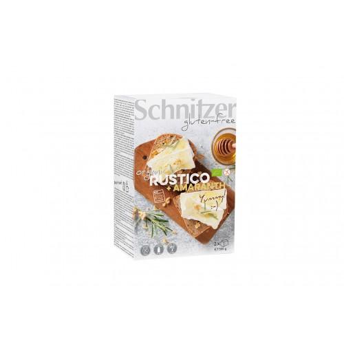 RUSTICO AMARANTH ss gluten (x2 pain 500g