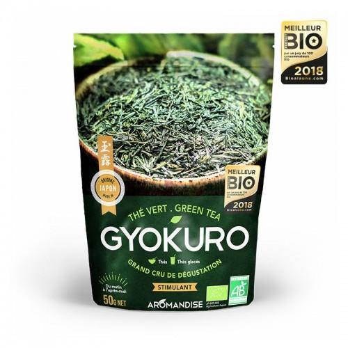 GYOKURO GRAND CRU stimulant 50g
