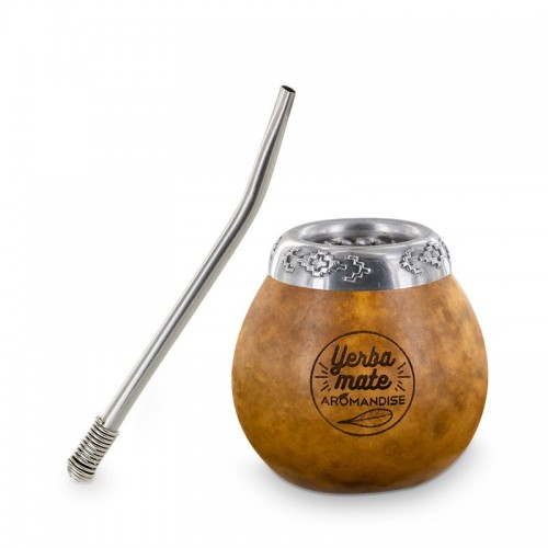 PAILLE & CALEBASSE pour MATE