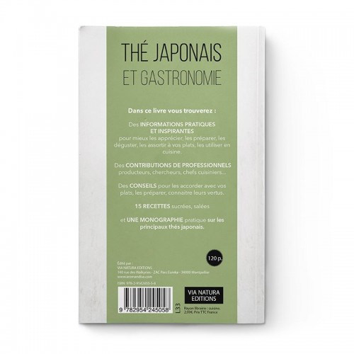 THES JAPONAIS et GASTRONOMIE