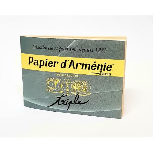 PAPIER D ARMENIE x12 feuilles
