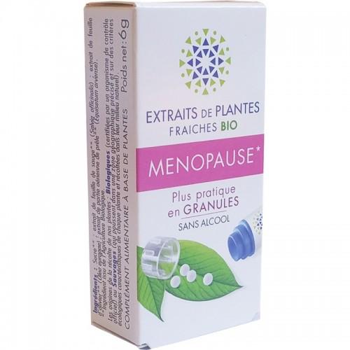PLANTE FRAÎCHE MENOPAUSE granule