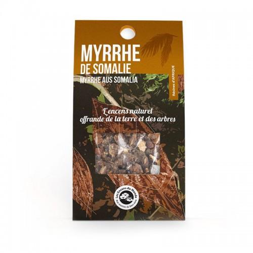RESINE MYRRHE SOMALIE ANISEE RELAX 40g