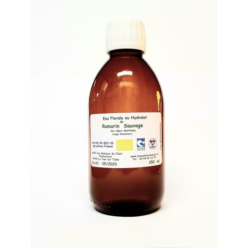 HYDROLAT ROMARIN SAUVAGE (1,8cineol250ml