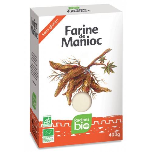 FARINE MANIOC TAPIOCA 400g