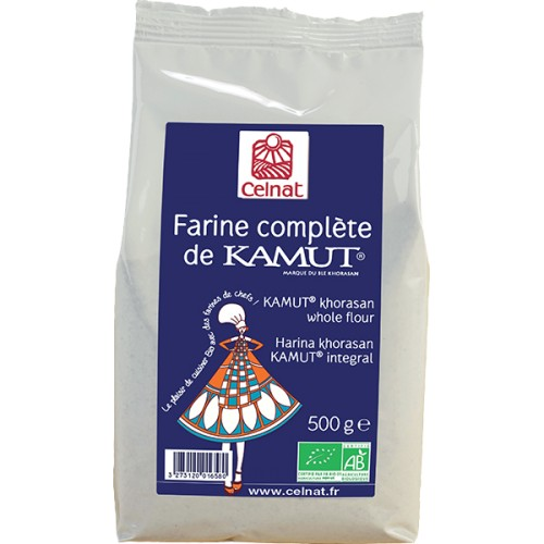 FARINE complète KAMUT 500 g