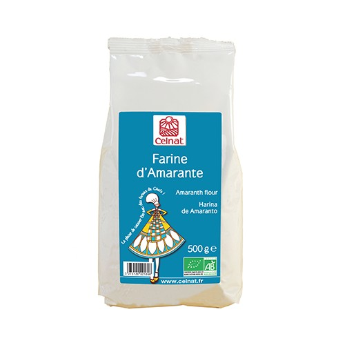 FARINE AMARANTE 500 g