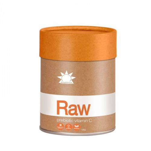 RAW PREBIOTIC VITAMINE C 120g