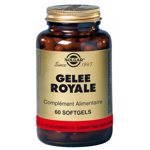 GELEE ROYALE 60 softgels