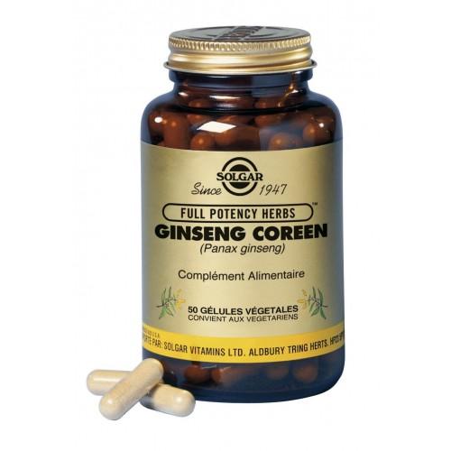 GINSENG COREEN / PANAX 50 gélules