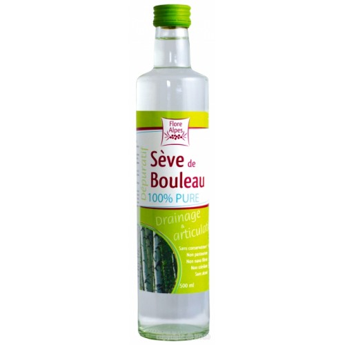 SEVE de BOULEAU 100% PURE 500ml