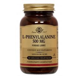 L-Phénylalanine 500 mg 50 Gélules Végéta