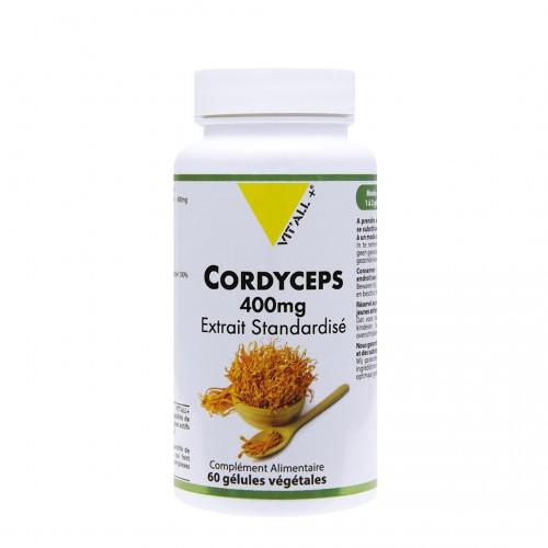 CORDYCEPS 400mg ext.stand x60 gélules
