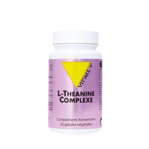 L-THEANINE COMPLEXE 30 gélules végétales