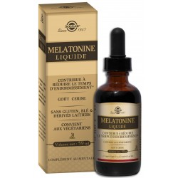 Mélatonine liquide 59 ml