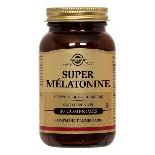 SUPER MELATONINE 1.9mg 60cp