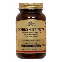 Neuro Nutrients 30 Gélules Végétales