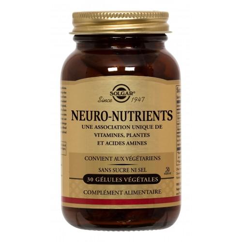 NEURO NUTRIENTS gélules végétales