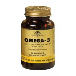 Omega 3 Softgels 30