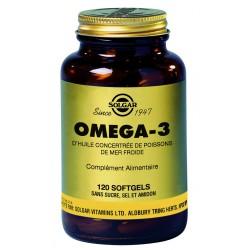 Omega 3 Softgels 120