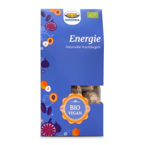 BOULES FRUITEES ENERGIE 120g