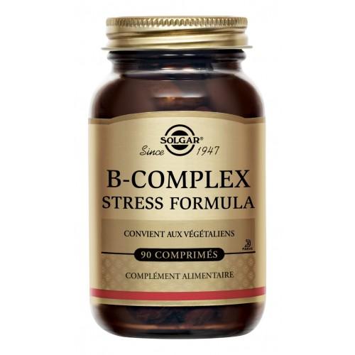 SOLGAR B-COMPLEX STRESS FORMULA 90 COMPRIMES
