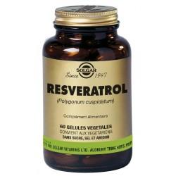 Resveratrol 60 Gélules Végétales