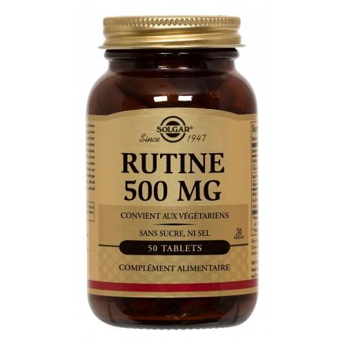 RUTINE 500mg 50 tablets