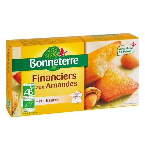 FINANCIERS aux AMANDES 150g