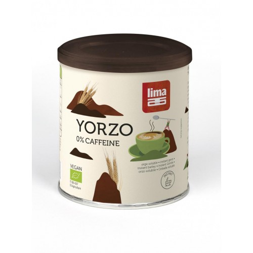 YORZO INSTANT ORGE 125g