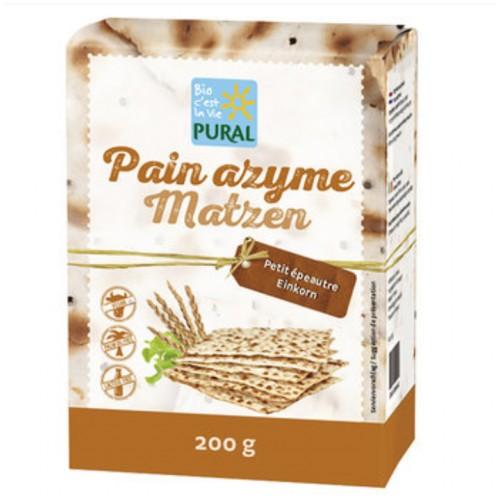 PAIN AZYME PETIT EPEAUTRE 200g