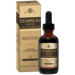 Vitamine B12 liquide + vitamines B 59 ml