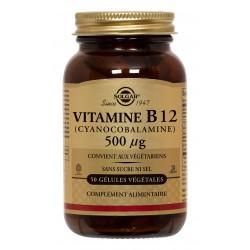 Vitamine B12 cyano (Cobalamine) 500 µg G